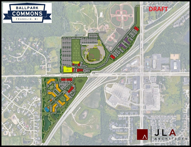 Ballpark Commons 2017 Site Plan
