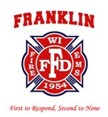 Franklin Fire Department, Franklin, Wisconsin
