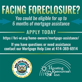 Milwaukee County Mortgage Assistance Program