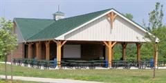 Vernon Barg Pavilion, Lions Legend Park