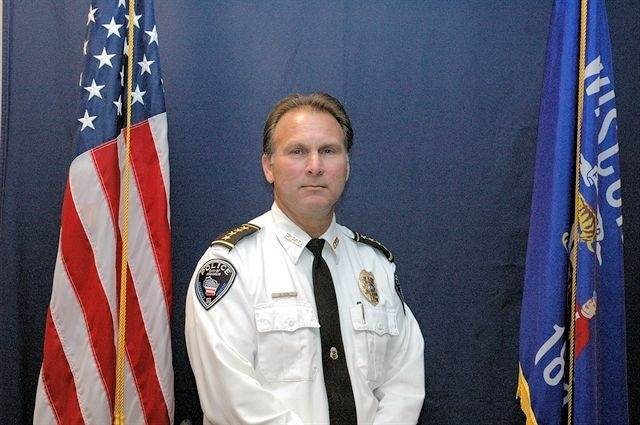 Franklin Police Chief Rick Oliva