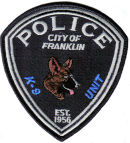 Franklin Police K-9 Unit