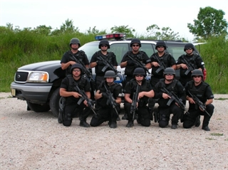 Franklin Police Department S.W.A.T. Team