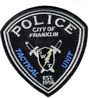 Franklin Police Tactical Unit