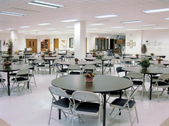 Franklin Community Room/Senior Dining