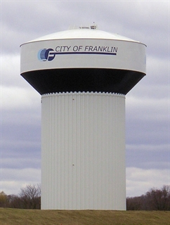 Franklin Water Tower